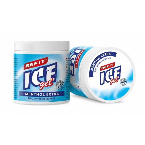 REFIT Ice Gel Mentol 2,5% 230 ml