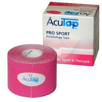 ACUTOP Pro Sport Kineziológiai Szalag 5 cm x 5 m Rózsaszín*