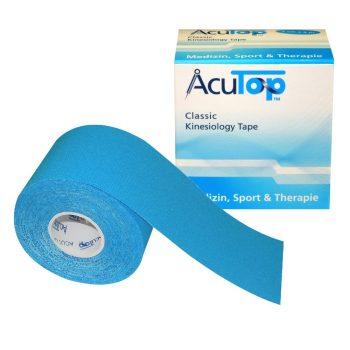 ACUTOP Classic Kineziológiai Tapasz / Szalag 5 cm x 5 m Kék*