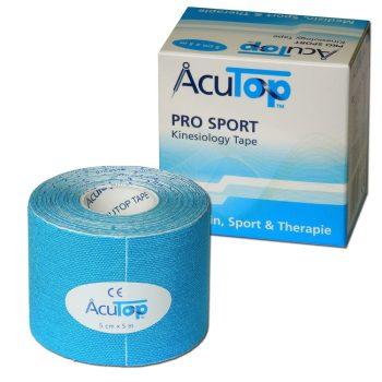 ACUTOP Pro Sport Kineziológiai Szalag / Tapasz 5 cm x 5 m Kék*