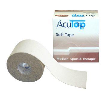 ACUTOP Soft Kineziológiai Szalag 5 cm x 5 m Fehér*