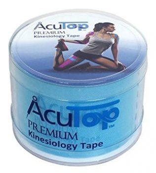 ACUTOP Premium Kineziológiai Tapasz / Szalag 5 cm x 5 m Kék*