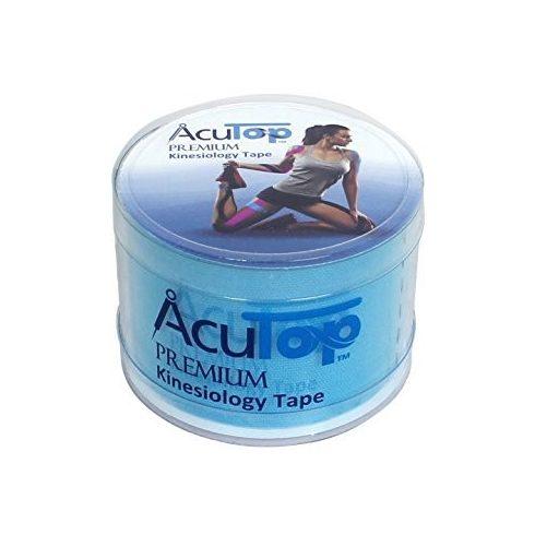 ACUTOP Premium Kineziológiai Tapasz / Szalag 5 cm x 5 m Kék